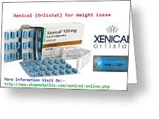 Xenical Will Help You To Be Back In Form Greeting Card