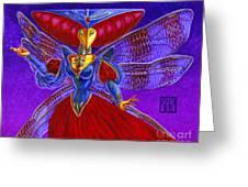 Xira Arien Greeting Card