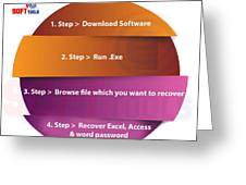Xlsx Password Recovery Greeting Card