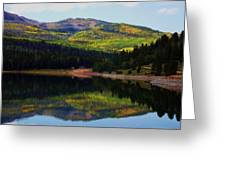 Yankee Meadows Lake Greeting Card