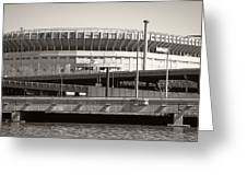 Yankee Stadium    1923  -  2008 Greeting Card
