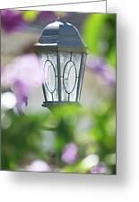 Ye Old Lamp Greeting Card