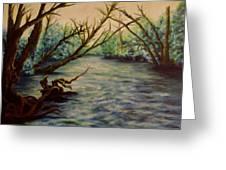 Yellow Breeches Creek Pennsylvania Greeting Card