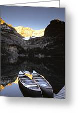 Yoho National Park, Lake Ohara, British Greeting Card by Ron Watts