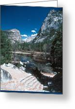 Yosemite #1 Greeting Card