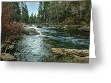 Yosemite #1 Greeting Card