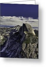 Yosemite Granduer Greeting Card
