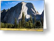 Yosemite Meadow 2 Greeting Card