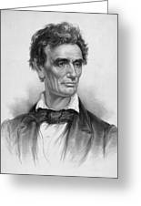 Young Abe Lincoln Greeting Card