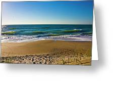 Your Beach Is Calling Greeting Card