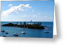 Your Island In The Sun Greeting Card