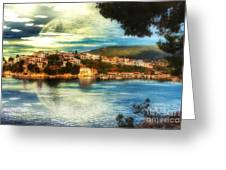 Yvonnes World Greeting Card