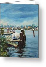 Zaandam Greeting Card