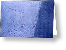 Zambonied Ice Greeting Card