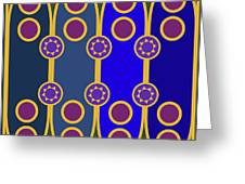 Zappwaits 4x4 Greeting Card
