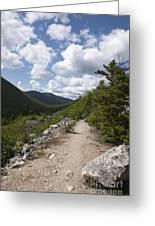 Zealand Notch - White Mountains New Hampshire Usa Greeting Card