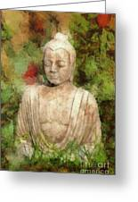 Zen 2015 Greeting Card