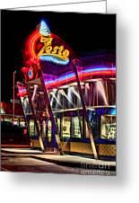 Zestos Greeting Card by Corky Willis Atlanta Photography