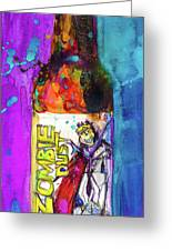 Zombie Dust By 3 Floyds Brewing Co.  Greeting Card