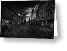 Zombieland The Fort William Starch Company Greeting Card