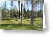 Zoom Photo Greeting Card