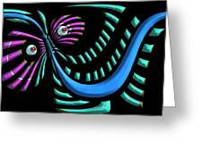 Zootopia Greeting Card