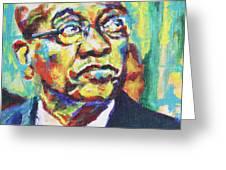 Zuma Greeting Card