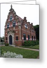 Zwaanendael Museum Greeting Card