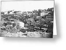 Bethlehem 19th Century Greeting Card
