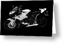 Bmw R1200s Greeting Card