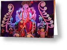 Ganesha3 Greeting Card
