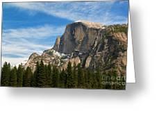 Half Dome, Yosemite National Park Greeting Card