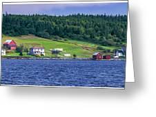 Lahave, Nova Scotia Greeting Card