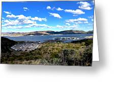 Lake Pleasant Az 16 Greeting Card