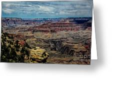 Landscape Grand Canyon  Greeting Card