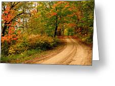 Maplewood State Park Greeting Card