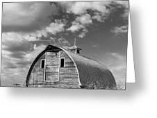 Palouse Barn 9650 Greeting Card