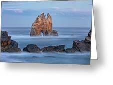 Playa Portizuelo - Spain Greeting Card