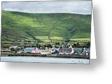 Port Magee Greeting Card