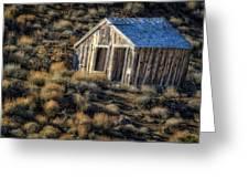 Rustic  4461 Greeting Card