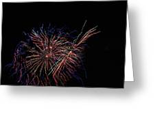 Saint Louis Riverfront 4th Of July Greeting Card