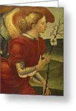 The Archangel Gabriel Greeting Card