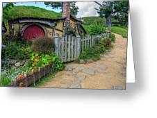 Hobbiton - New Zealand Greeting Card