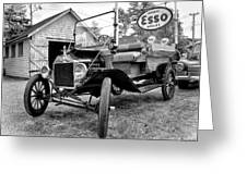 1915 Ford Model T Truck Greeting Card