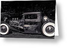 1934 Ford Pickup Hot Rod Greeting Card