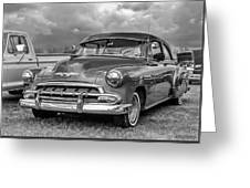 1951 Chevrolet Greeting Card