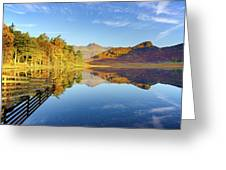 Blea Tarn Greeting Card