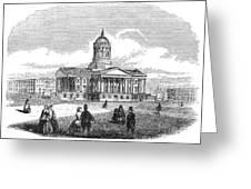 Charleston, 1857 Greeting Card