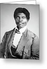 Dred Scott, American Civil Rights Hero Greeting Card