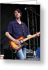 Drive By Truckers Mike Cooley Greeting Card